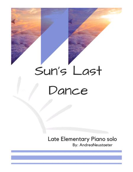 Sun's Last Dance