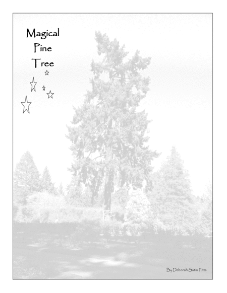 Magical Pine Tree