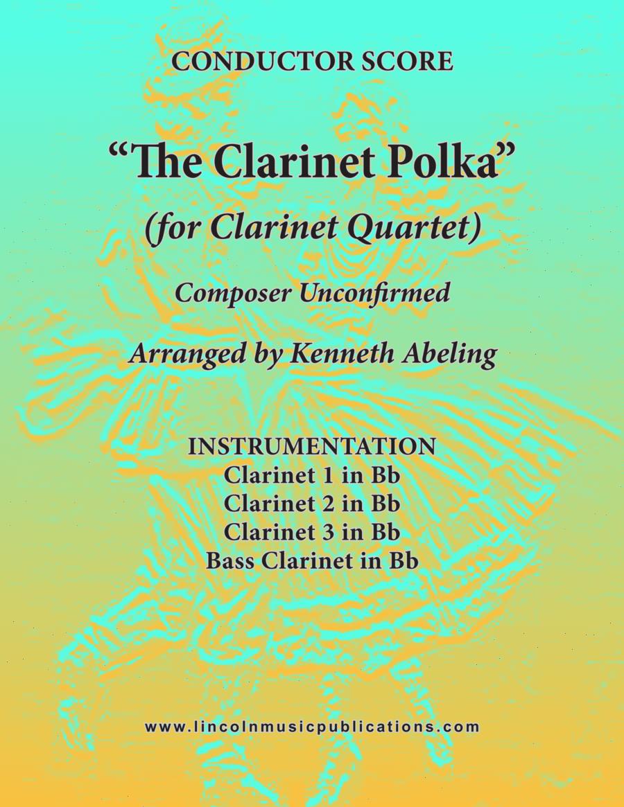 Clarinet Polka (for Clarinet Quartet)