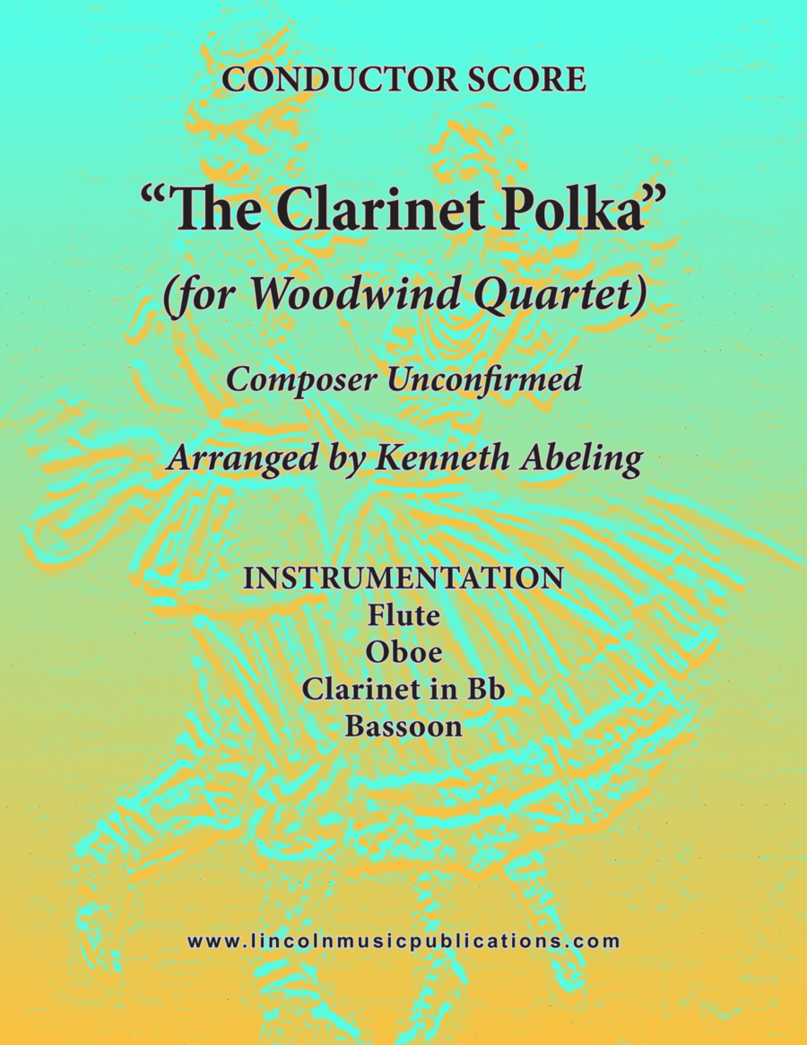 Clarinet Polka (for Woodwind Quartet)