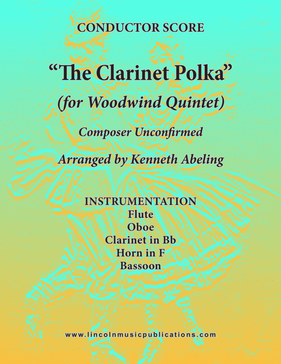 Clarinet Polka (for Woodwind Quintet)