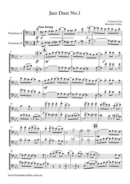 Jazz Duet No.1