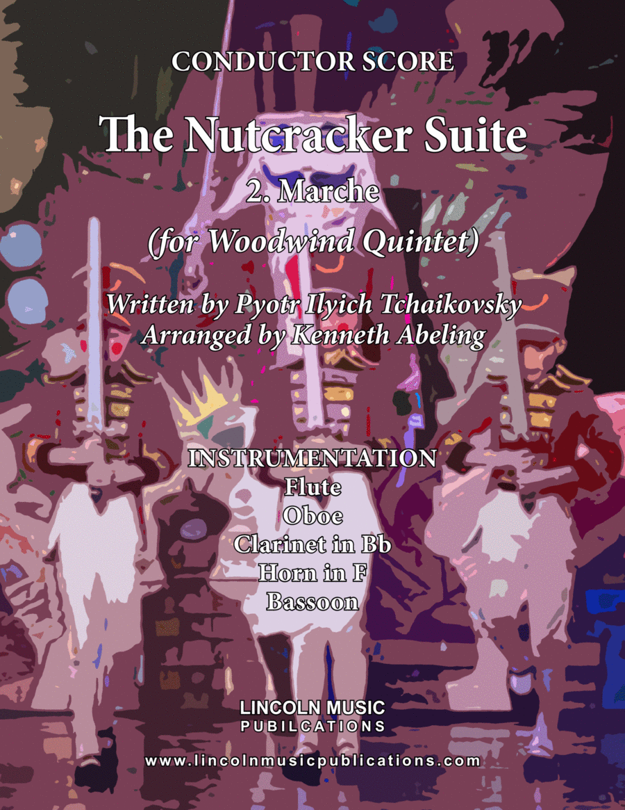 The Nutcracker Suite - 2. Marche (for Woodwind Quintet)
