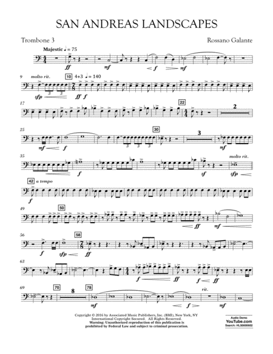 San Andreas Landscapes - Trombone 3