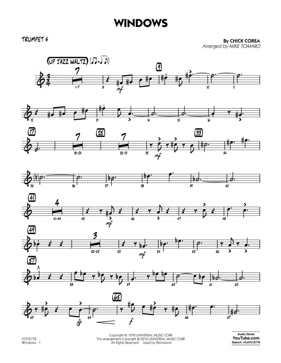 Windows - Trumpet 4