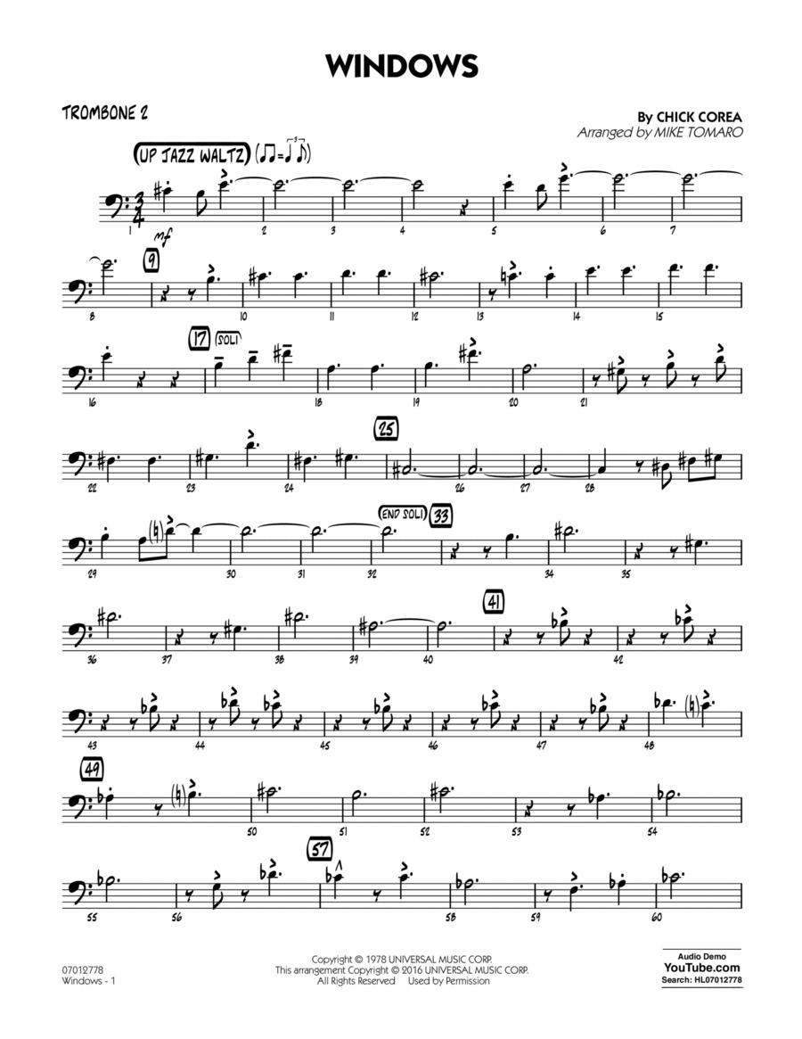 Windows - Trombone 2