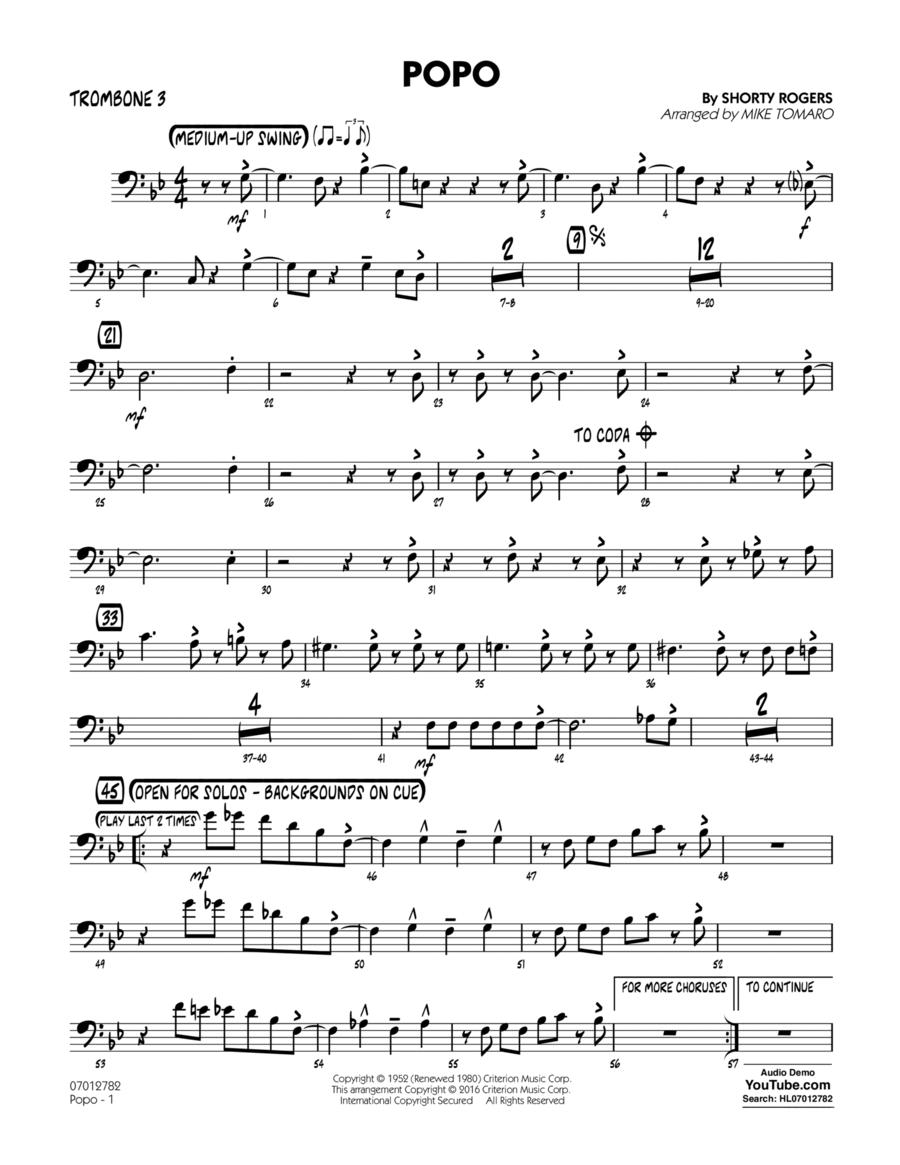 Popo - Trombone 3