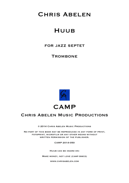 Huub - Trombone