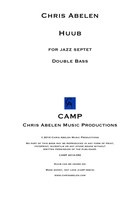 Huub - Double Bass