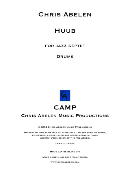 Huub - Drums