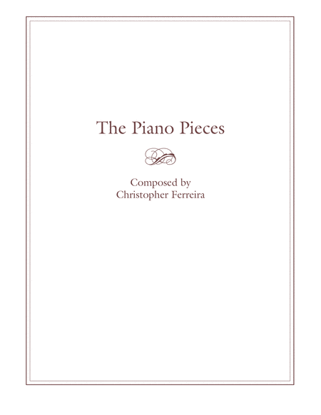 The Piano Pieces Songbook