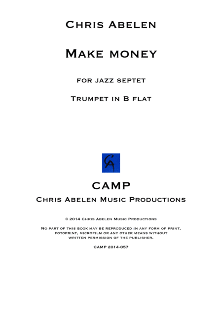 Make money - trumpet