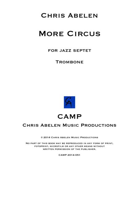 More circus - trombone