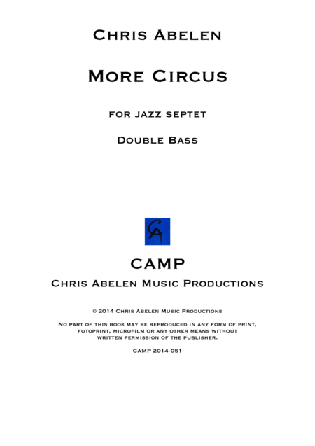 More circus - double bass