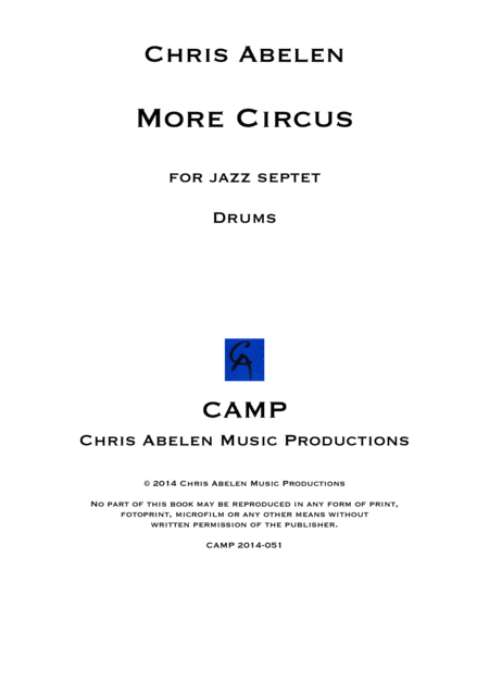 More circus - drums