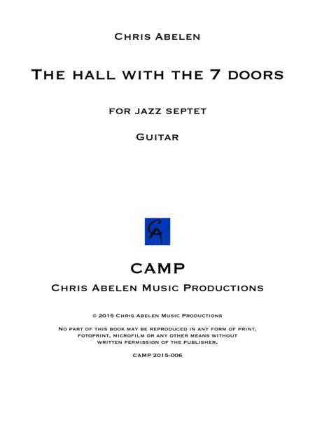 The hall - guitar
