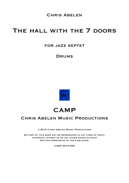 The hall - drums