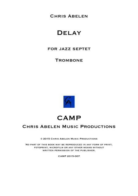 Delay - trombone