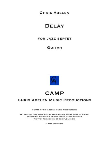 Delay - guitar