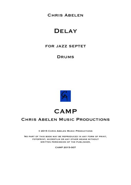Delay - drums
