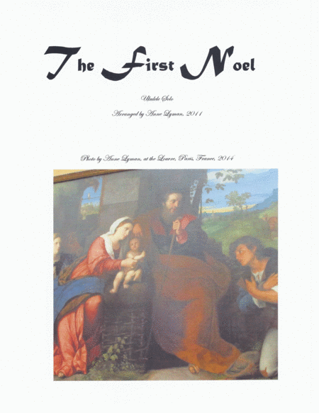 The First Noel   -  The First Nowell