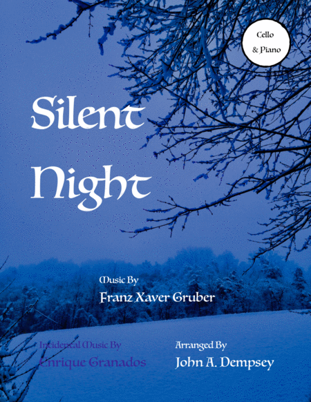 Silent Night (Cello and Piano Duet)