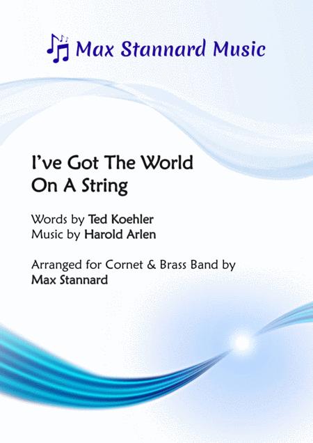I've Got The World On A String (Cornet Solo)