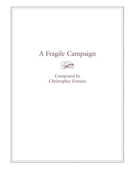 A Fragile Campaign
