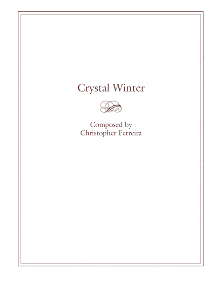 Crystal Winter
