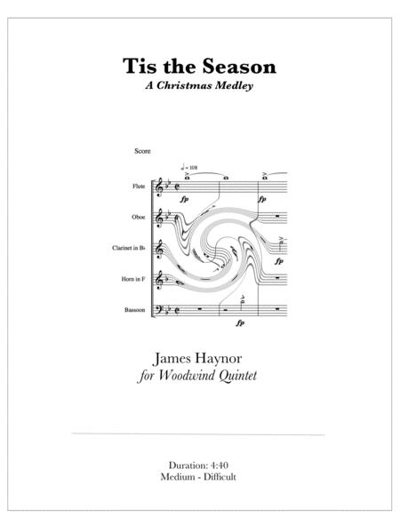 Tis the Season - A Christmas Medley