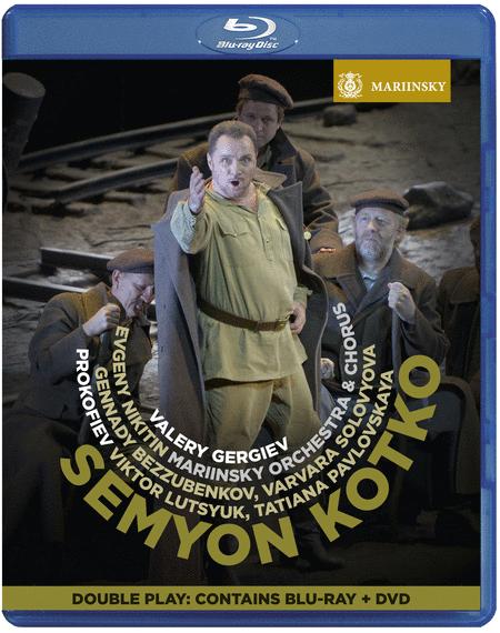 Prokofiev: Semyon Kotko [Blu-Ray + DVD]