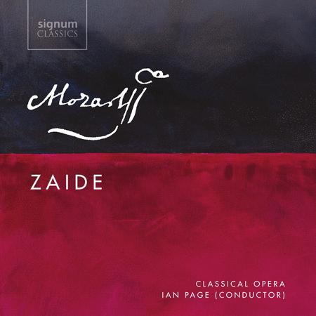 Mozart: Zaide, K. 344
