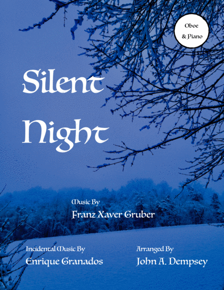 Silent Night (Oboe and Piano Duet)