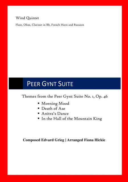 Peer Gynt Suite, No. 1, Op. 46