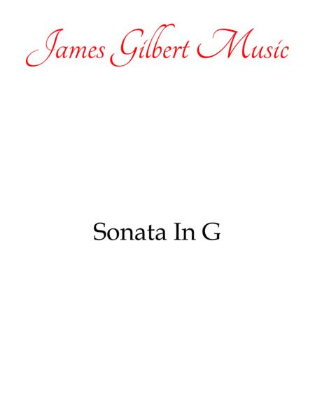 Sonata In G Major (K. 283)