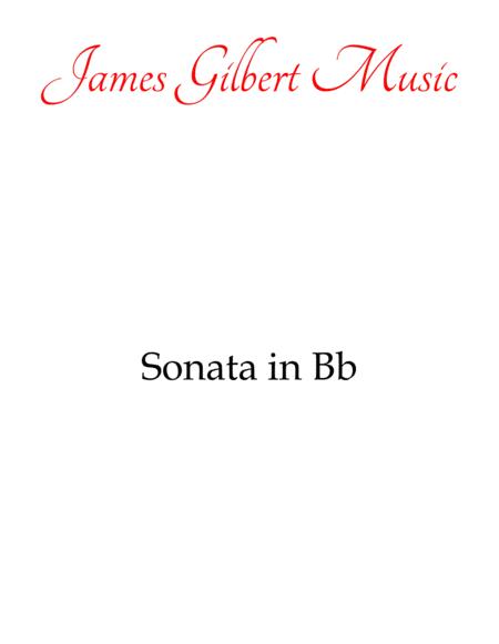 Sonata in Bb Major (K. 281)