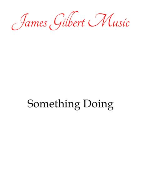 Something Doing