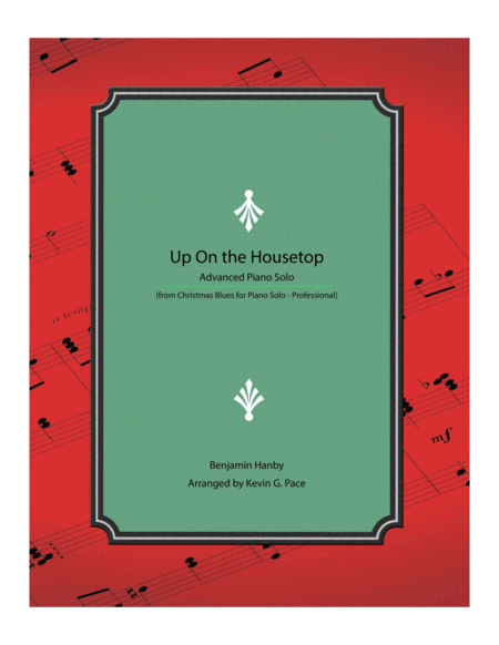 Up on the Housetop - Advanced Piano Solo