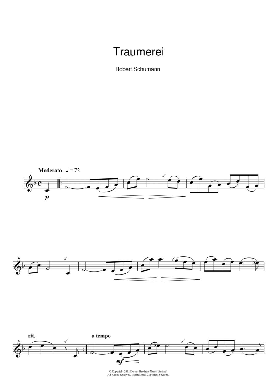 Traumerei Op.15 No.7
