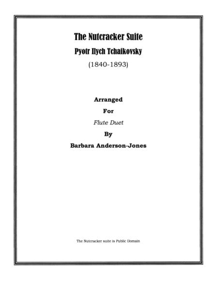 The Nutcracker Suite (Flute Duet)