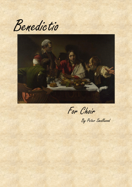Benedictio for Choir