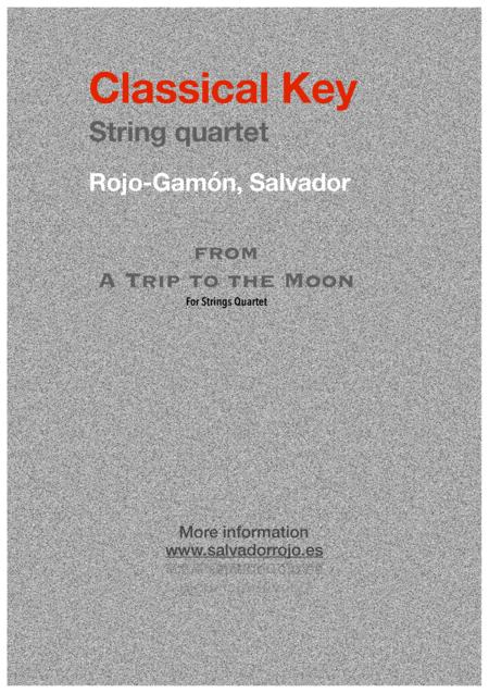 CLASSICAL KEY For String Quartet