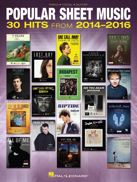 Popular Sheet Music