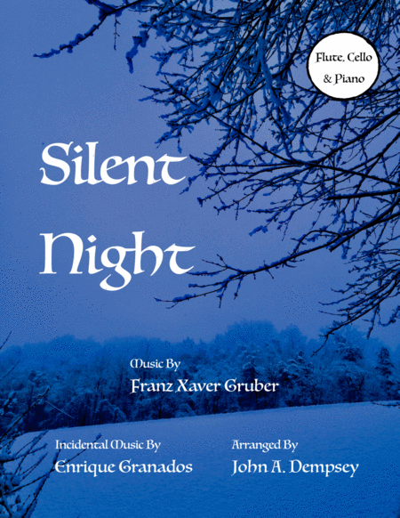 Silent Night (Trio for Flute, Cello and Piano)