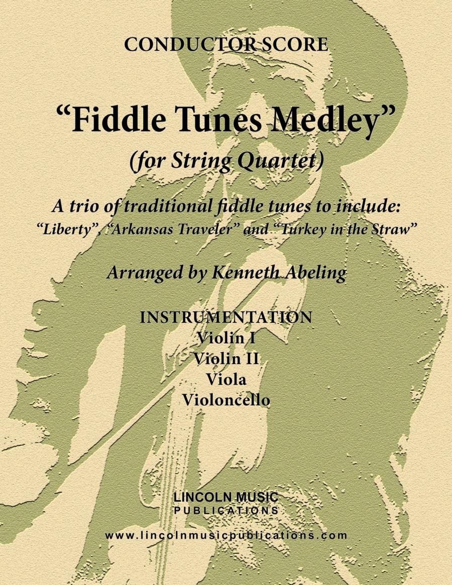 Fiddle Tunes Medley (for String Quartet)