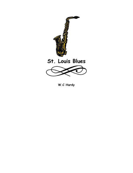 Saint Louis Blues (two violins and cello)
