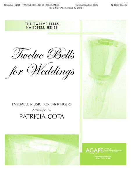 Twelve Bells for Weddings