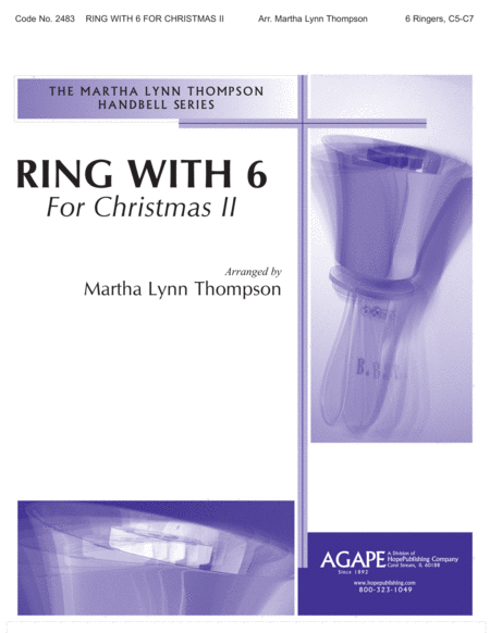 Ring with 6 for Christmas II