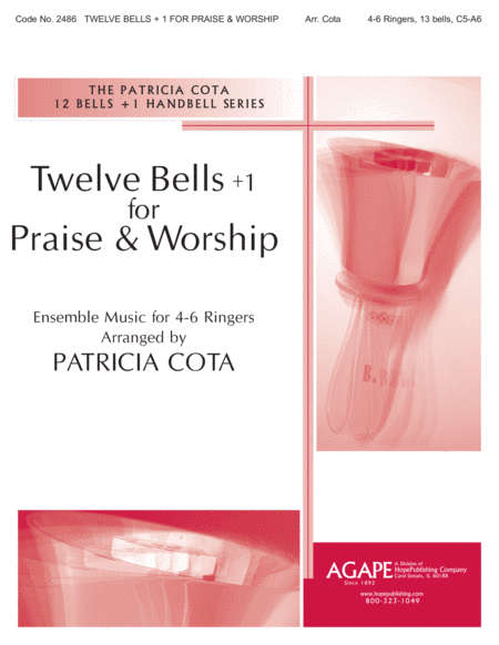 Twelve Bells +1 For Praise & Worship
