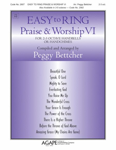Easy To Ring Praise & Worship VI